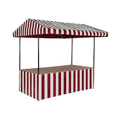 2.4m x 1.2m Trader table stall