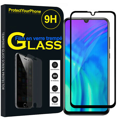Vitre De Protection Écran Film Verre Trempe Huawei Honor 20 Lite/ Honor 10i