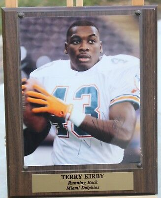 TERRY KIRBY - Running BacK - Miami Dolphins