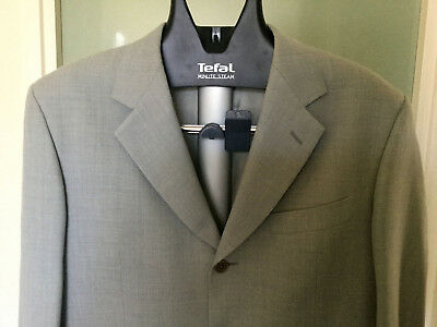 Tombolini 100% wool jacket - made in Italy - luxury brand at an eBay price!