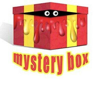 Kids - Boys Mystery Box Gadgets/games/DVD's/books/surprise/fun - Only £10