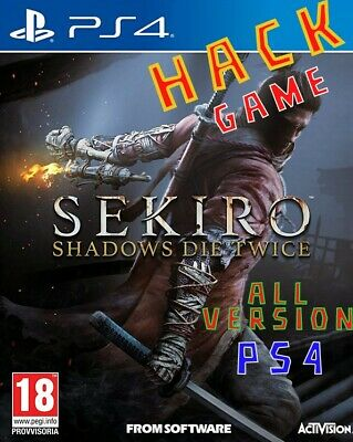 Sekiro - Shadow Die Twice Ps4 Hack Game Max Money/Exp/Skill/Hp