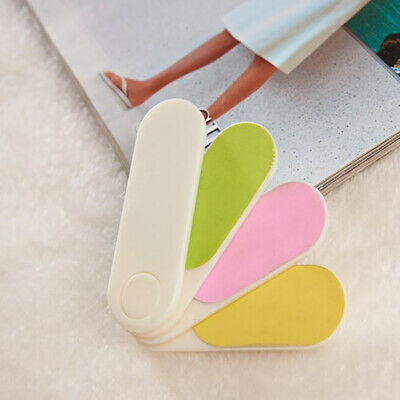Baby Nail Clippers Safety Cutter Care Toddler Infant Scissors Manicure Set LA