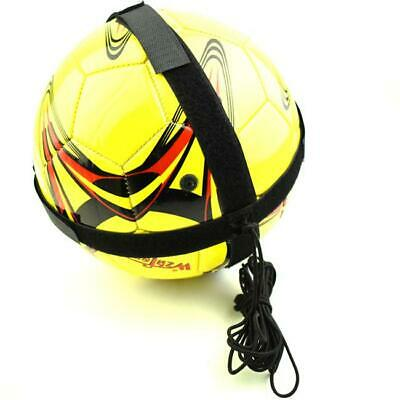 Football Self Training Kick Practice Trainer Equipment Waist Belt Returner LA