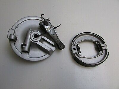 Honda CG125 M Front Brake Drum & Shoes, 2001 J28