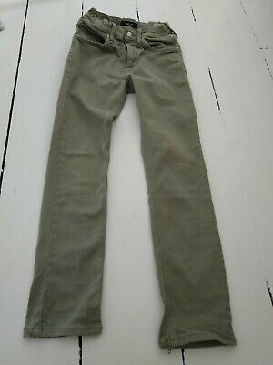 REPLAY Boys Slim Fit Trousers / Jeans Kids Size 8 Years / 130cm