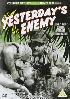 Yesterday's Enemy     [DVD]  **Brand New**  Hammer