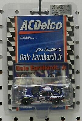 Dale Earnhardt Jr Acdelco 3 1999 Snap On Chevy Monte Carlo Stock Car Action