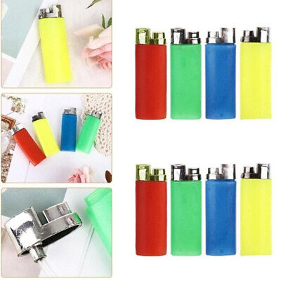 1Pc funny party trick gag gift water squirting lighter joke prank trick toy LJ