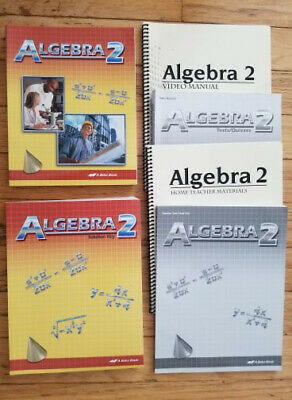 ABEKA ALGEBRA 1 2nd edition Homeschool Books Solution Key