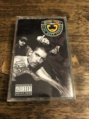House Of Pain Self Titled Cassette Tape Everlast Jump Around Cypress Hill