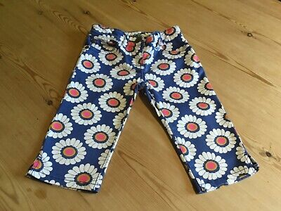 Girls Cropped Boden Trousers Age 3 Years