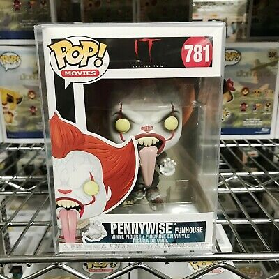 "Funko Pop Movies IT Chapter 2 : Pennywise Funhouse #781 Vinyl ""MINT"""