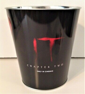 It Chapter Two Movie Theater Exclusive 130 oz Embossed Metal Popcorn Tin
