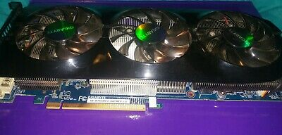 AMD RADEON HD 7950 3GB GDDR5 Mini DisplayPort PCI-E Video