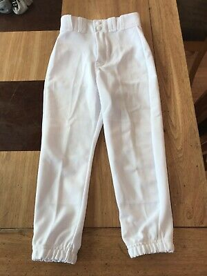 WHITE Easton Baseball pants