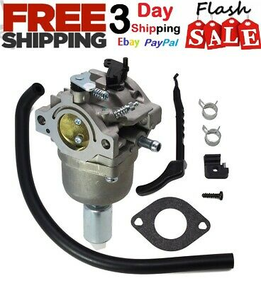 CARBURETOR ASSEMBLY FOR Briggs Stratton Huskee LT4200 Riding