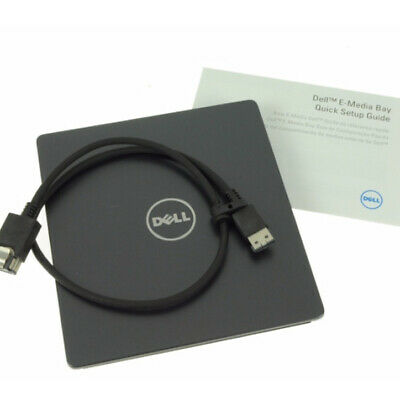 New Genuine DELL E-Media Bay External E-Modular Bay II - eSATA Cable