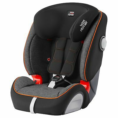 Britax Romer EVOLVA SL SICT Group 1/2/3 Car Seat – 9-36kg/9M-12Y