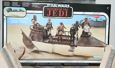 Tatooine Skiff Exclusive Star Wars The Vintage Collection 2019