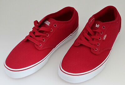 MS002345, VANS HERREN Sneaker, Rot (Red), EU 41 UK 7,5 EUR