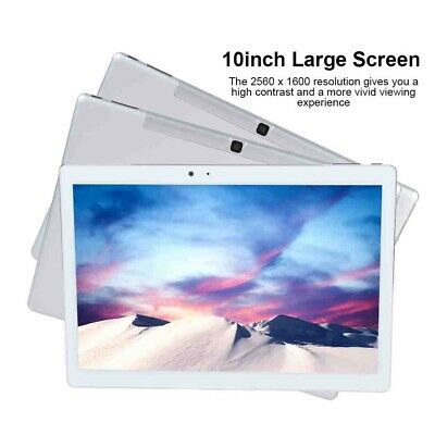 10 POLLICI 4GB+64GB Tablet PC Android7.0 2.4GHz/5.0GHz WIFI 13.0MP+8.0MP GPS