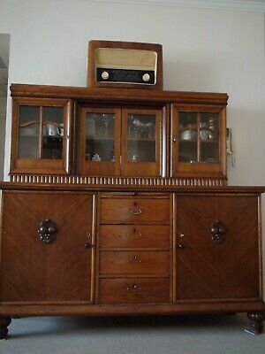 Antique Buffet circa 1900s shipped from Europe