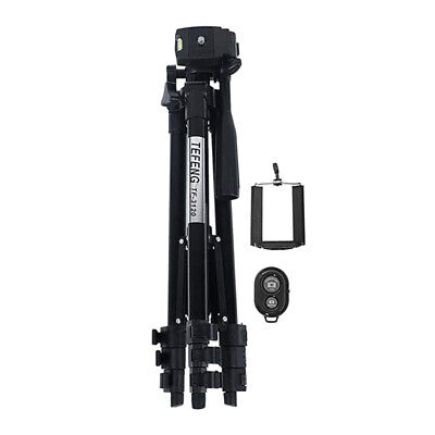 Scalable Rotable Tripod Stabilizer Gimbal Stand Mount with Phone Holder Clip