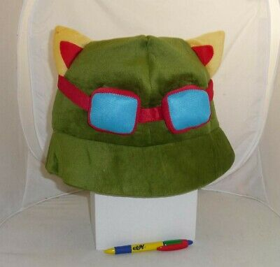Hat Plush Teemo League of Legends Lol Japan Cosplay New