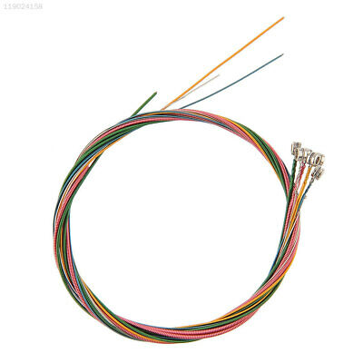 A7E2 Guitar Part 1M Set Of Colorful Guitar Replace String