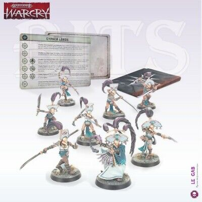 Bits Warcry Cypher Lords Warhammer Age Of Sigmar