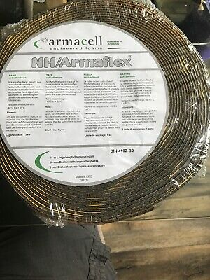 ARMAFLEX ARMACELL INSULATION Sheet 300mmX200mm Thick 9mm