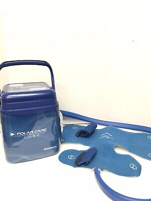 Breg Polar Care Cube Ice Cold Therapy System Multi-Use Wrap XL Extra Large