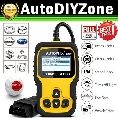 Dodge Jeep Chrysler Diagnostic Scanner OBD2 OBDII CAN OBDII Engine Code Reader