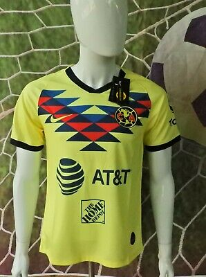 brand new 98b63 69a07 LIGA MX CLUB AMERICA local amarilla / home JERSEY 2019/2020 (NEW WITH TAGS)