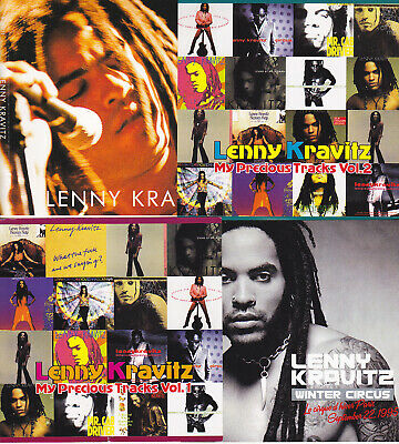 Lenny Kravitz  Collectors Live  Edition 4 Title 6 DISC SET  6×CD F/S
