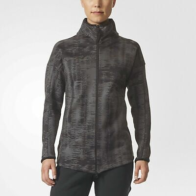 ADIDAS ZNE PULSE COVER UP Track sweat shirt Top Jacket