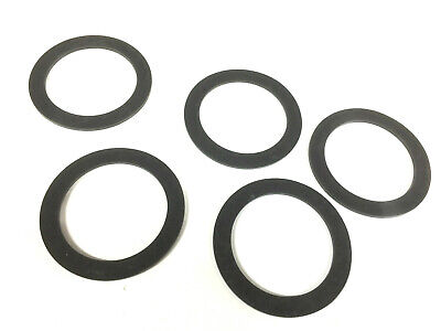RUBBER GASKET STOP VALVE O RUBBER -Brand New