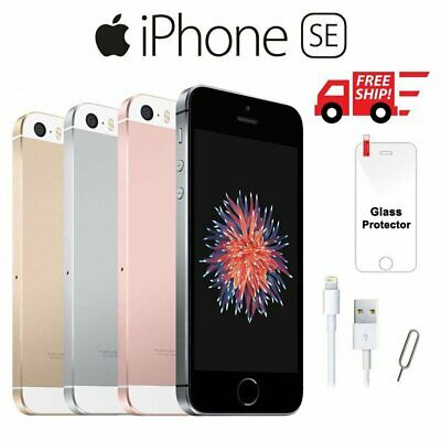 Apple iPhone SE 16GB 64GB Spacegrau Gold Rosegold Silber Smartphone aug