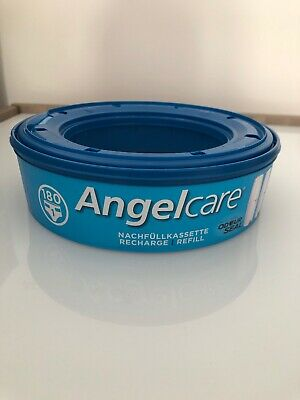 Angelcare Refill Cassette 1 Pack For Nappy Bin Disposal System Sacks Bags Liners
