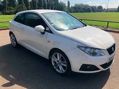 2011 61 Seat Ibiza 1.4 Sportcoupe Sportrider Drives Great
