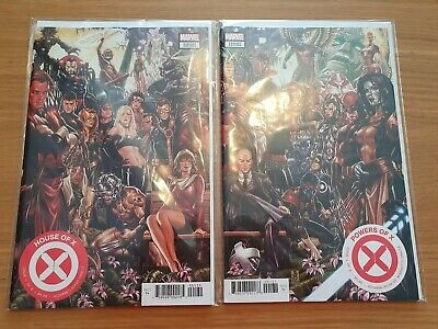 House Of X / Powers of X #1 BROOKS VARIANT