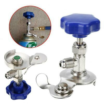 Can Tap Bottle Opener AC Durable Dispensing Valve For R12 R134 Refrigerant Parts