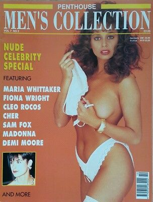 Penthouse Collection Magazine Volume, 7 Number, 2 Sam Fox Maria Whittaker