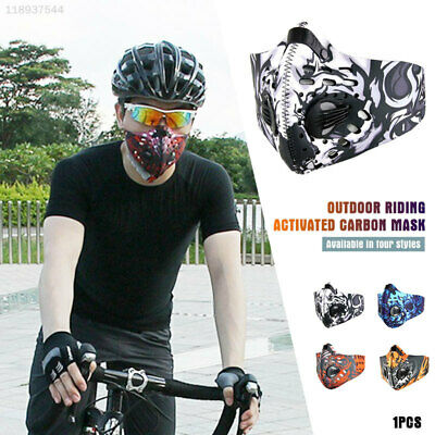 CAE2 Activated Carbon Filtration Dust-Proof GSS Face Mask Respirator