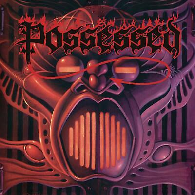 Possessed - Beyond The Gates (Incl.the Eyes Of Horror-Ep) (Re-Issue)   Cd Neu