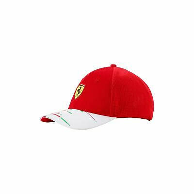 NEW Adults Scuderia Ferrari F1 Red Cap 2018 Formula One Hat