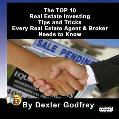 DEXTER GODFREY - Top 10 Real Estate Investing Tips And Tricks Every Real VG