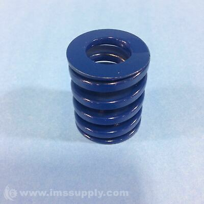"Blue Compression Spring, 1"" Length Fnip"