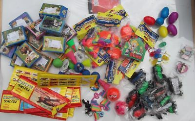 82 x Brand NEW Toys lucky dip tombola prizes party loot bags fete fayre reseller